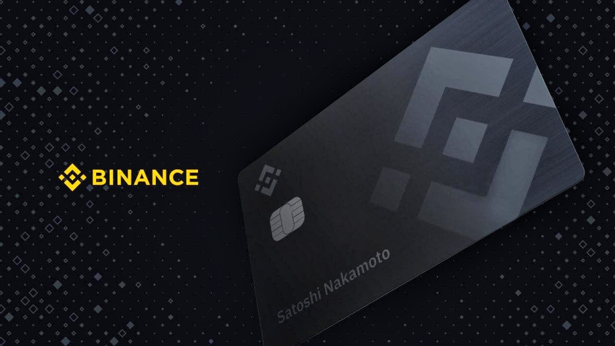 Binance Visa Card